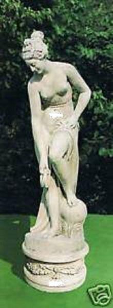 Gartenfigur Statue Allegrain (ohne Sockel)
