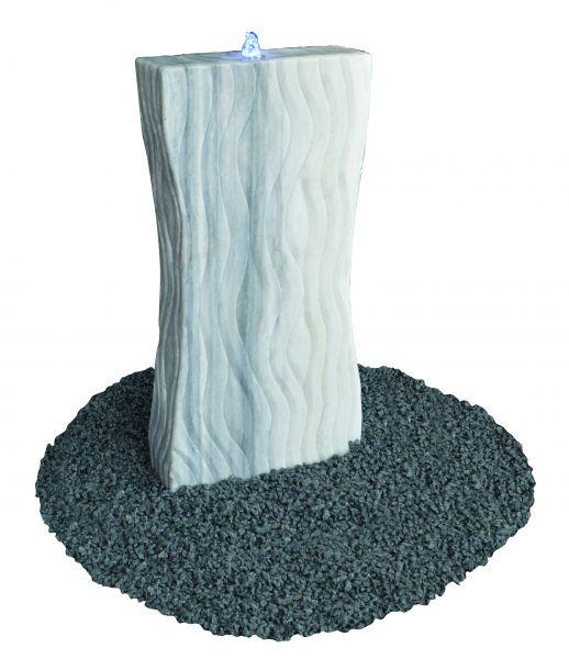 Marmor Wasserspiel Design klein