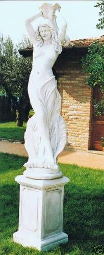 Gartenfigur Frau (ohne Sockel)