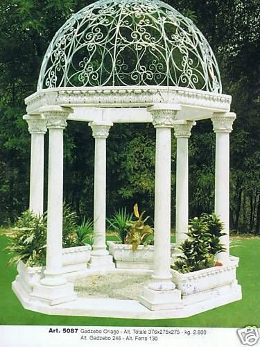Pavillon Gazebo Oriago 5102 DA