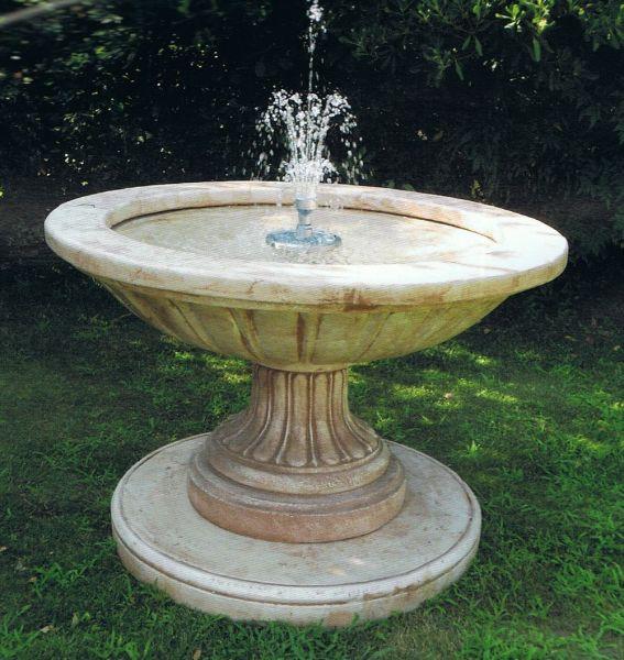 Springbrunnen Vieste