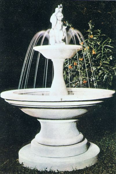 Springbrunnen/Etagenbrunnen Ciro 21 SG Made in Italy