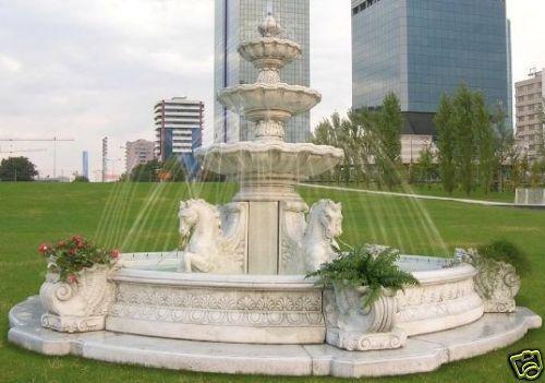 Springbrunnen/Etagenbrunnen Marsiglia