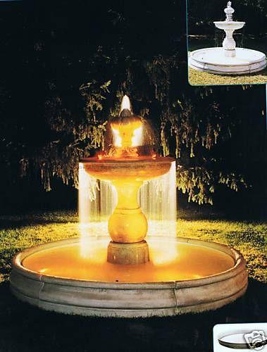 Springbrunnen/Etagenbrunnen Firenze Made in Italy