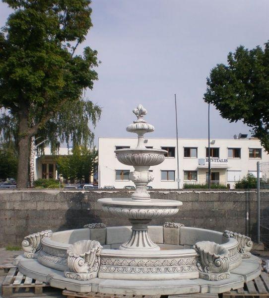 Springbrunnen/Etagenbrunnen 011