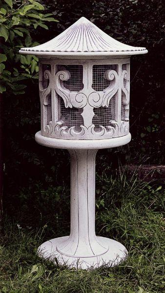 Gartenfigur Vogelvoliere Voliere AV 583 DA