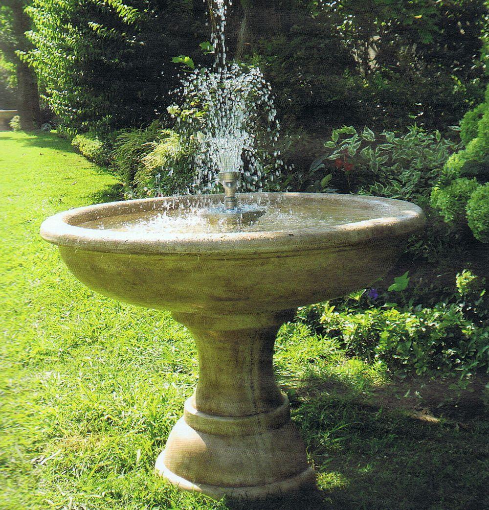 Springbrunnen Lazise