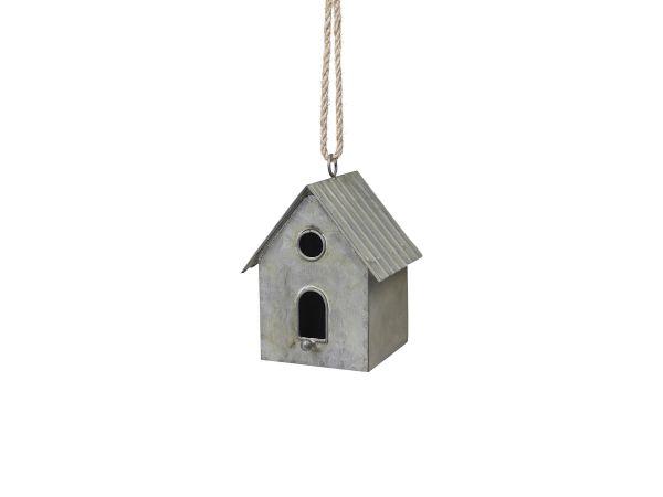 Vogelhaus mit Juteschnur von Chic Antique