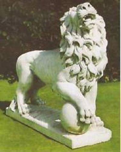 Gartenfigur Löwe 6102/S DA