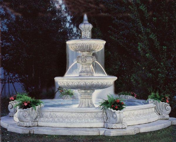 Springbrunnen/Etagenbrunnen Siena