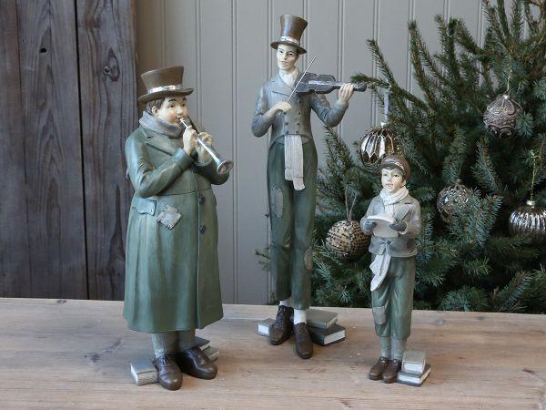 Vintage Weihnachtsorchester von Chic Antique
