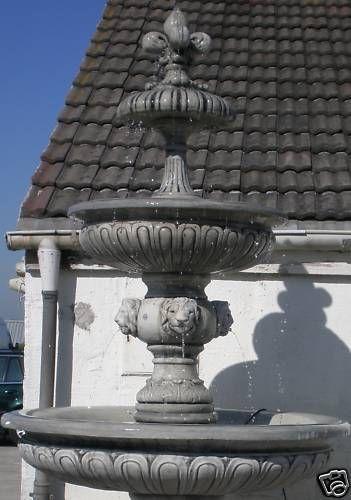 Springbrunnen/Etagenbrunnen Made in Italy