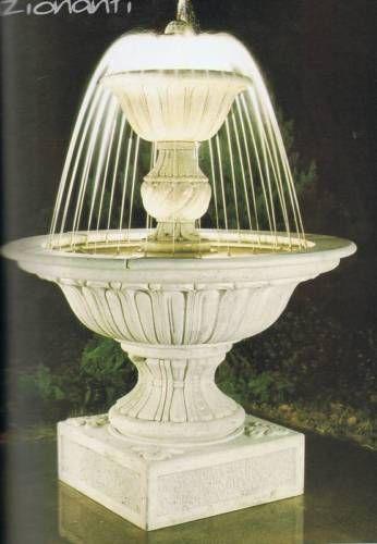 Springbrunnen/Etagenbrunnen Fondi Made in Italy