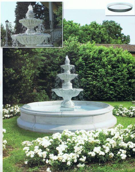 Springbrunnen/Etagenbrunnen Bordighera Made in Italy