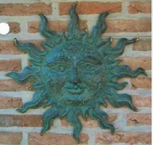 Bronzefigur Sonne aus Bronze HW 0567 BR-V