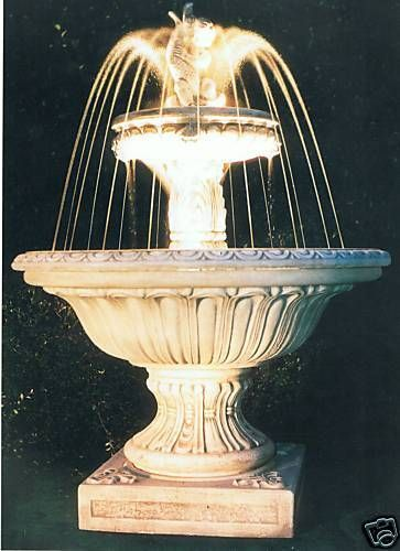 Springbrunnen/Etagenbrunnen Acciaroli