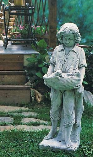 Gartenfigur Statue 3594 DA Schanetti