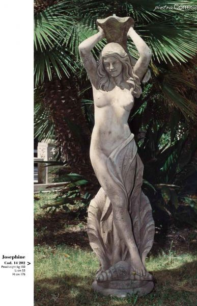 Gartenfigur Statue Josephine 14 202 IG