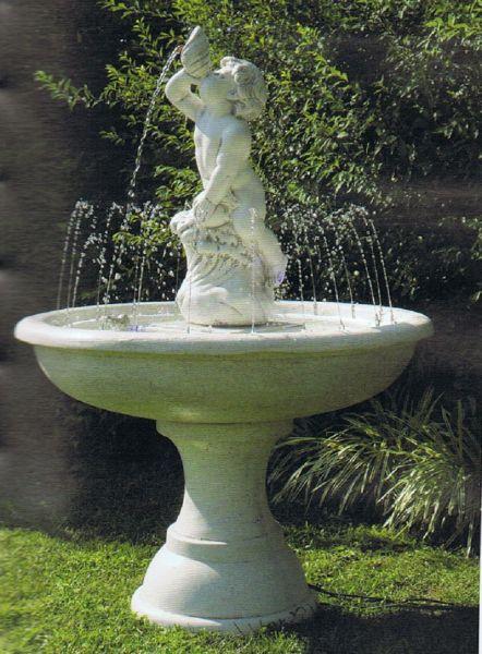 Springbrunnen Ischia