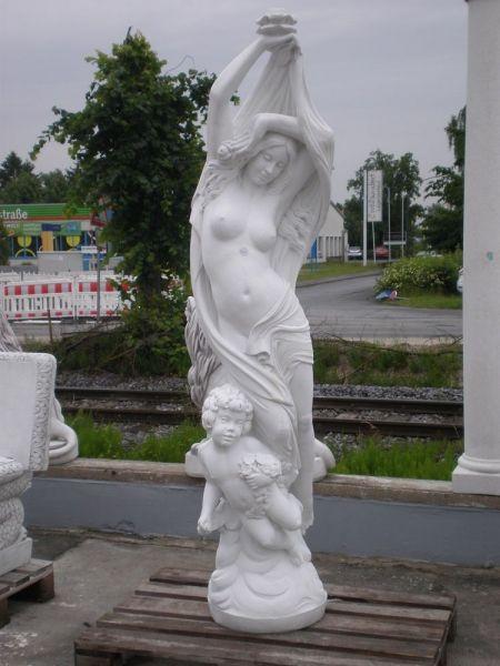 Gartenfigur Statue Cerbara