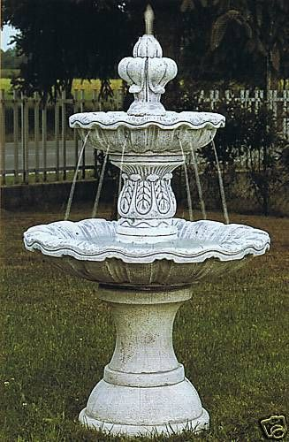 Springbrunnen/Etagenbrunnen Pistoia Made in Italy