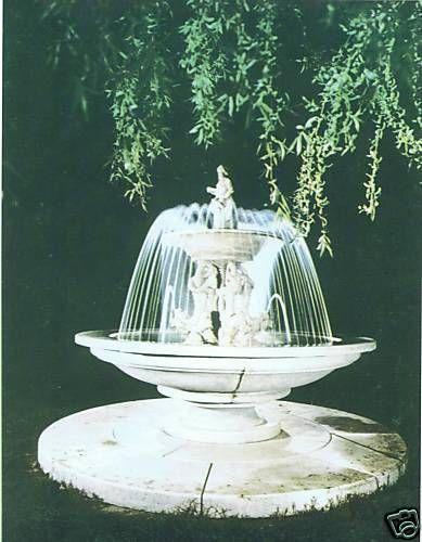 Springbrunnen/Etagenbrunnen Nicastro