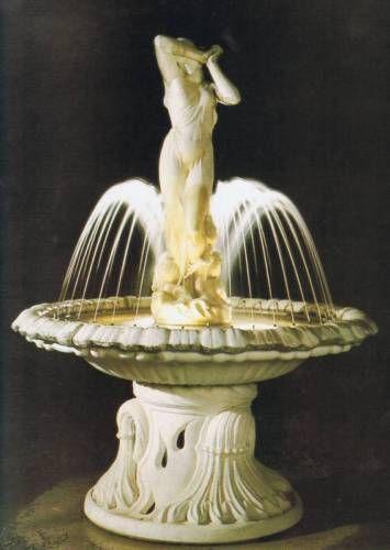 Springbrunnen Ostia Made in Italy