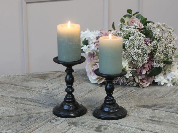 Kerzenständer für Stab- & Stumpenkerzen von Chic Antique