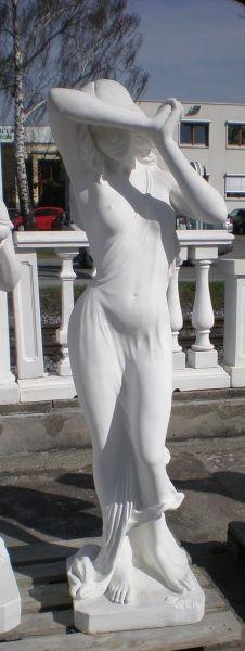 Gartenfigur Statue Vergogna