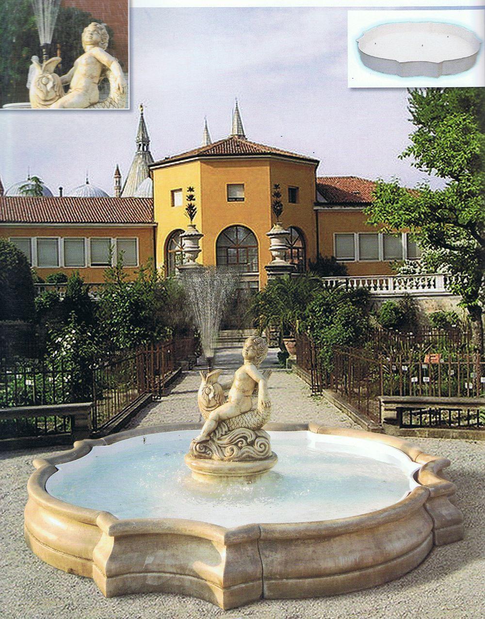 Springbrunnen Monterosso