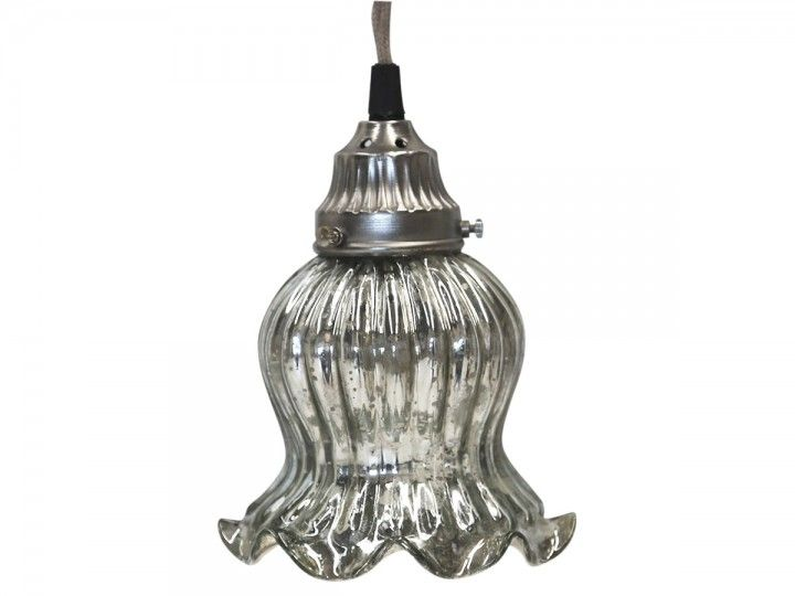 Lampe Tulpe handgemach von Chic Antique