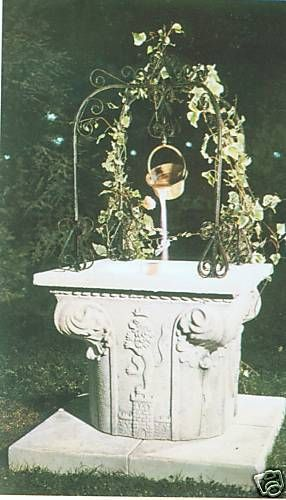 Springbrunnen Corinzio Made in Italy
