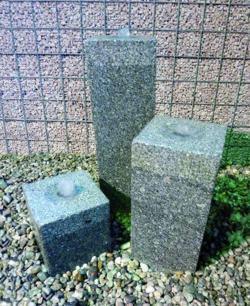 Granit-Wasserspiel Square