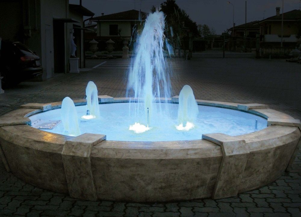 Springbrunnen York