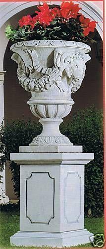 Vase KL 7402 DG (ohne Sockel)