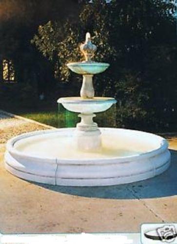 Springbrunnen/Etagenbrunnen Ginevra Made in Italy