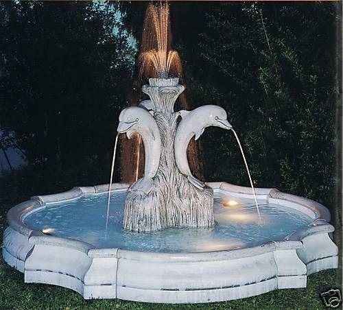 Springbrunnen Sydney Made in Italy