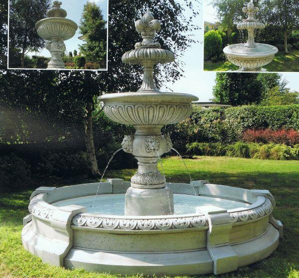 Springbrunnen/Etagenbrunnen Perugia