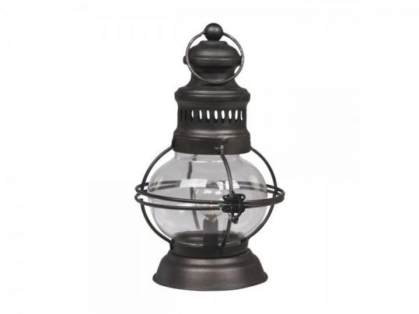 Franz. Stall Laterne inklusive Glühbirnen von Chic Antique
