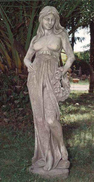 Gartenfigur Statue Margot