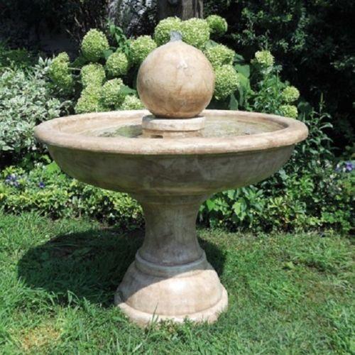 Springbrunnen Alassio