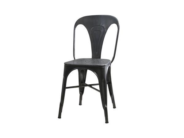 Factory Stuhl 2er Set von Chic Antique