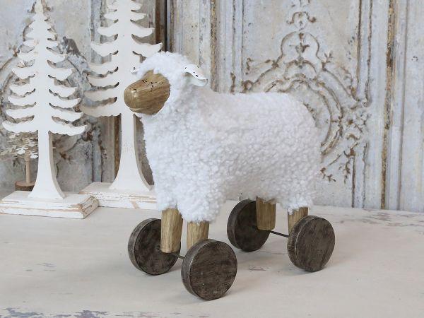Schaf auf Räder von Chic Antique