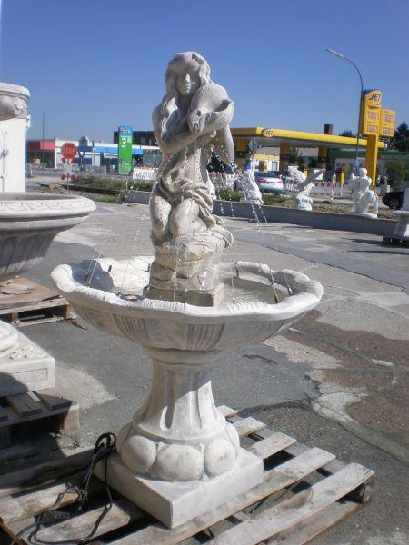 Springbrunnen Palermo