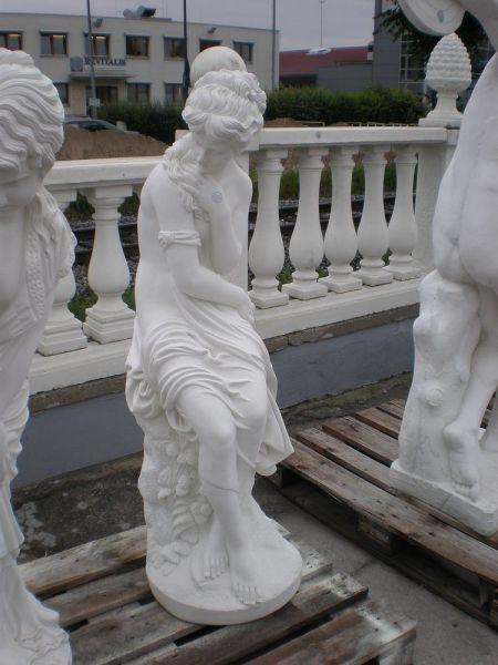 Gartenfigur Statue Eirene