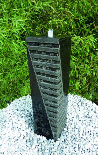 Granit-Wasserspiel Luxor Komplett Set