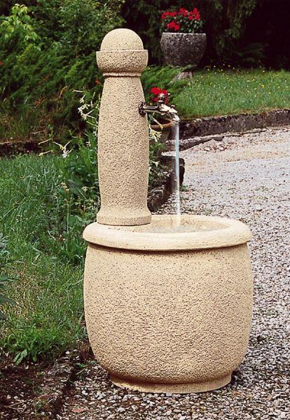 Springbrunnen Liscia