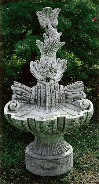 Springbrunnen Cortina Made in Italy