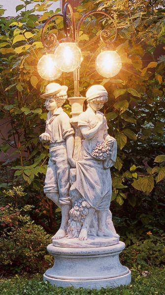 Gartenlampe S. Margherita LA 918 DG (ohne Sockel)