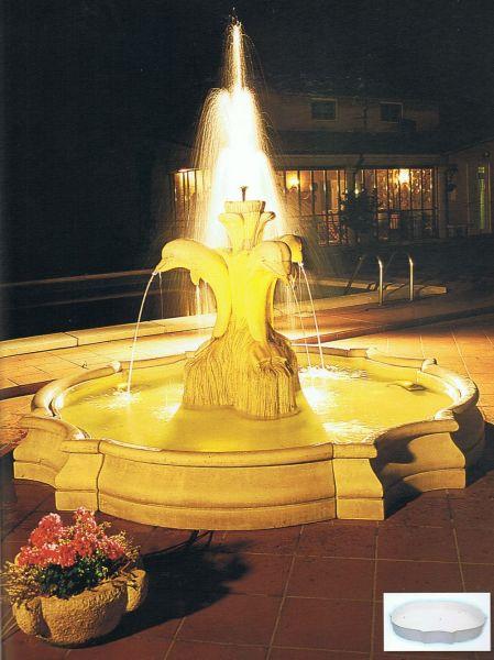 Springbrunnen Dallas Made in Italy